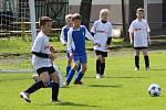 Fotbalový McDonalds cup kategorie 1. - 3. tříd na Prachaticku vyhráli kluci ze ZŠ Smetanova Vimperk.