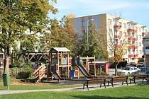 Dětská hřiště v Prachaticích