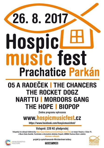 Program prachatického Music festu