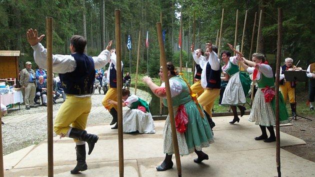 Setkání s tradicí na Schwarzenberském plavebním kanále.