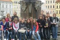 Studenti z Vimperka vyrazili na exkurzi.