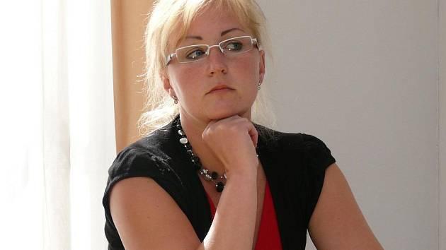Jana Hrazánková.