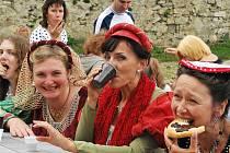 Do letošních rožmberských oslav se aktivně zapojí nejenom místní podnikatelé, ale především spolky.