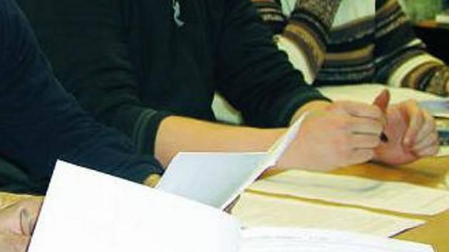 Čtyřiačtyřicetiletý muž z Prahy uvedl při uzavírání smlouvy o úvěr nepravdivé údaje. Ilustrační foto.
