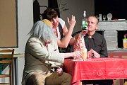 K smrti dobrý bylo poslední představení letošního Štítu města Prachatice. Výsledky porotci vyhlásí v sobotu 24. února večer.
