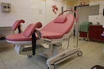 Nové lůžko v prachatické nemocnici.
