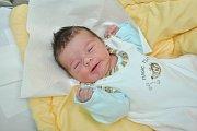 JAKUB NAUŠ, ŽÁR U VACOVA. Narodil se v úterý 14. května ve 22 hodin a 9 minut ve strakonické porodnici. Vážil 3110 gramů. Rodiče: Nikola a Jakub.