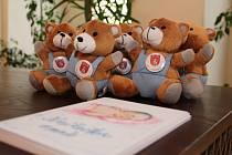 Ve čtvrtek se v obřadní síni v Prachaticích uskutečnilo první vítání nových občánků v letošním roce. na památku dostalo každé miminko zbrusu nového plyšáka a pamětní list.