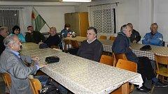 Členové automotoklubu ve Volarech bilancovali rok a zvolili nového předsedu spolku.