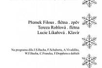 Adventní koncert ve Čkyni
