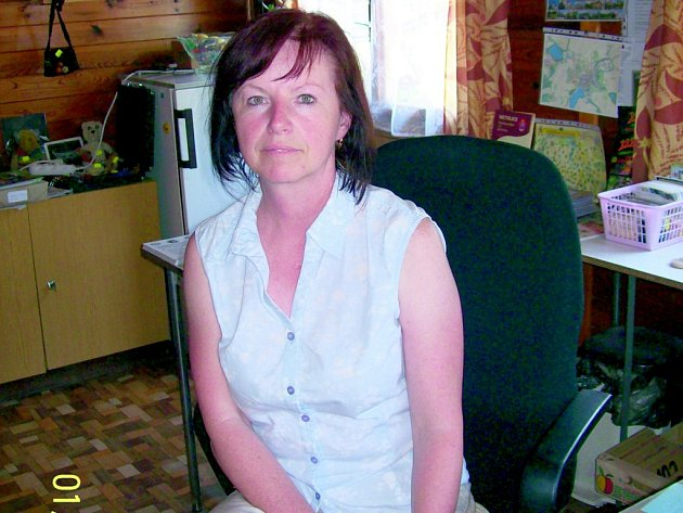 Dana Mužíková.