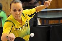 Zdena Blašková získala tři republikové tituly v kategorii do 18 let.