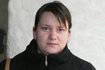 Iva Zámečníková.