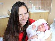Martina Kočovská je prvním miminkem pro rodiče  Alenu a Martina Kočovských z Vlachova Březí. Holčička se narodila v prachatické porodnici  v pátek 10. listopadu ve 21.57 hodin. Sestřičky jí navážily 3660 gramů.