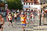 Předehru ME v Xterra triatlonu obstarají děti a následný Herbis run trail.