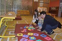 Zápisy do Montessori první třídy v ZŠ Národní v Prachaticích.