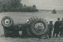 Historie zemědělství ve Volarech.