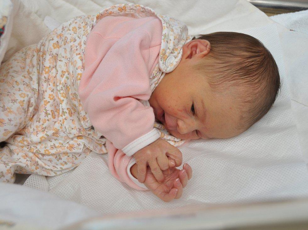 Anna Horáková je prvním dítětem v rodině Horákových  ze Zechovic u Volyně. Holčička se narodila v pondělí 22. ledna sedmatřicet minut po poledni ve strakonické porodnici. Vážila 3220 gramů.