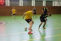 V prachatické sportovní hale se hrál pátý turnaj Futsal cupu.