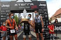 Vítězem XTERRA Czech 2020 se stal Francouz Arthur Serrieres.