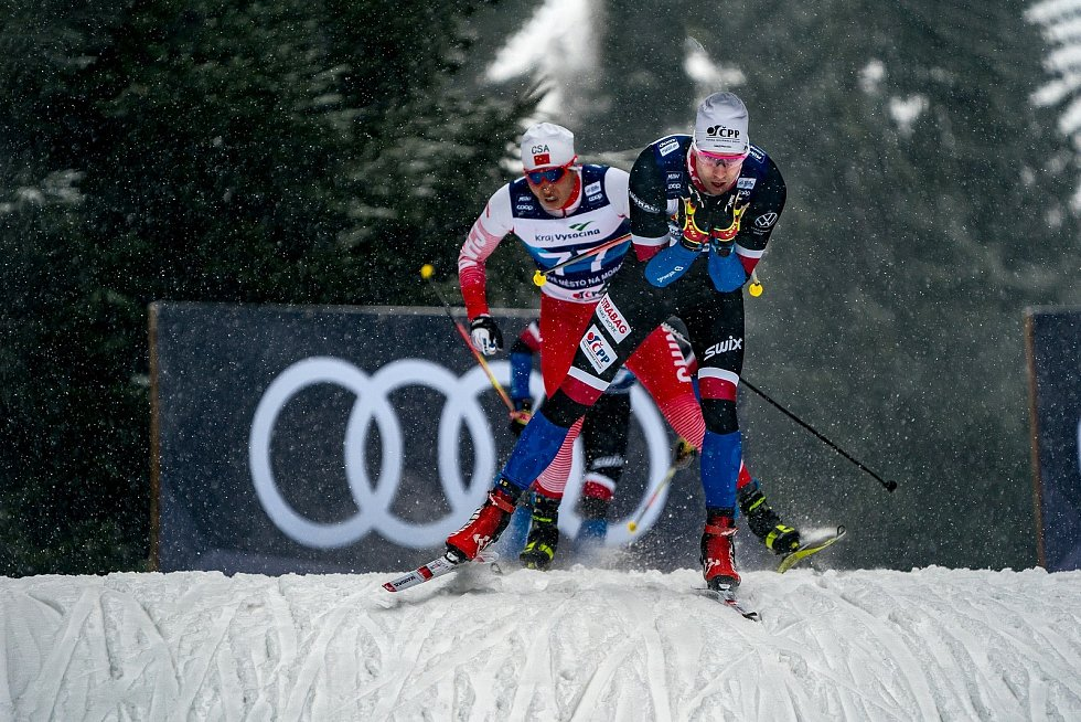 Luděk Šeller odstartoval sezonu Světového poháru 22. místem ve sprintu.