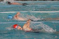 Prachatičtí plavci uspěli v Hradci. Ilustrační foto.