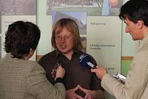 Zástupci Prachatického muzea a města Prachatice představili projekt Milénia Zlaté stezky.