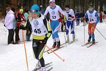 Barbora Havlíčková zajela skvělé závody.