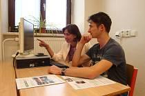 Aneta Staňková a Oldřich Szpuk, účastníci projektu Gastschuljahr, se rádi podělí o své zkušenosti z ročního pobytu v Dolním Bavorsku.