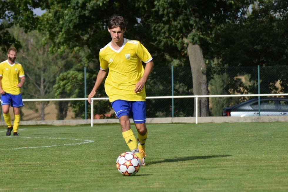 Přípravný fotbal: SK Jankov - Šumavan Vimperk 6:0 (3:0).
