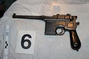 Nelegální úprava zbraní