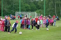Netoličtí se zapojili do Měsíce fotbalových náborů.