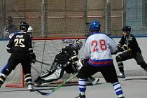 Horalové vezou ze hřiště Betonovy jeden vyhraný zápas.