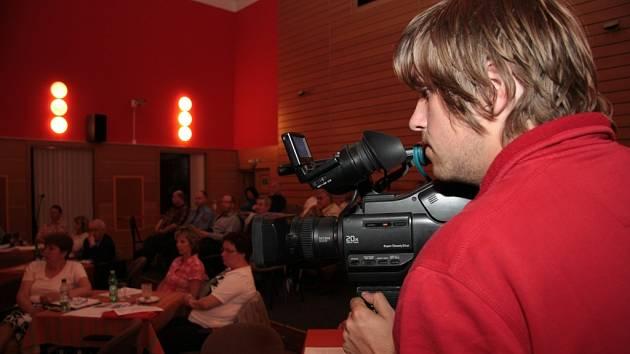Vimperští mohli vidět první přímý přenos z jednání zastupitelů v kabelové televizi.
