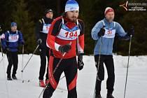 Lyžaři klasici si užívali Šumavský maraton. Foto: Zdeněk Formánek
