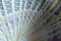 Muž z Prachatic dluží matce svých dětí třicet tisíc korun. Ilustrační foto.