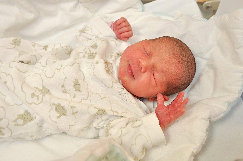 NORA CHENÍČKOVÁ, VACOVICE. Narodila se ve čtvrtek 28. listopadu ve 20 hodin a 23 minut ve strakonické porodnici. Vážila 3270 gramů. Má sestřičku Sáru (5 let). Foto: Ivana Řandová