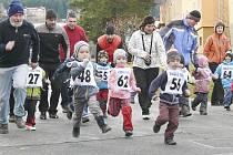 Štěpánský běh měl na pořadu 32. ročník.