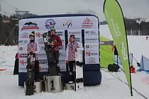 Vimperští snowboardisté