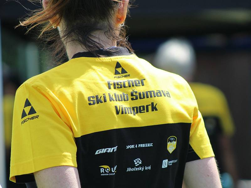 Šumavský MTB maraton 2021.