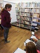 V prachatické Městské knihovně začala Čtenářská liga.