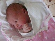 Eleonora Macháčková se v prachatické porodnici narodila ve středu 4. ledna v 19.06 hodin rodičům Markétě a Františkovi. Vážila 3340 gramů. Domovem malé Eleonory bude Dříteň.