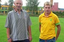 Trenéři Vairich a Kubát mohli být spokojeni