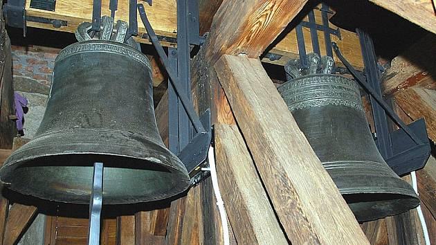 Zvony z kostela sv. Petra a Pavla vyhlásilo ministerstvo kultury za památku.