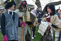 Čarodějnice nezapomněly na tradiční slet ve Volarech.