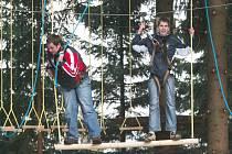 Lanová dráha podobná té na Zadově, by měla vzniknout také v lese poblíž rozhledny na Libíně u Prachatic. Německá firma by měla s jejím budováním začít ještě letos.