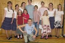 Taneční skupina Mary Lou