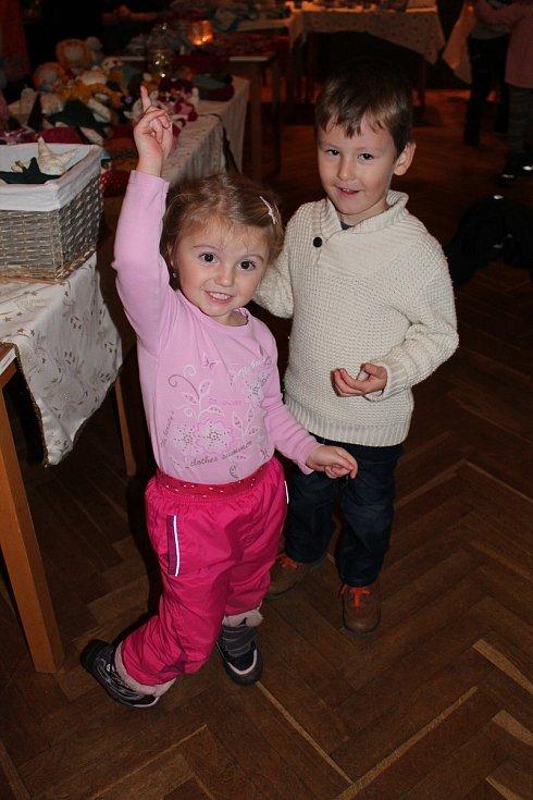 První adventní víkend v Chrobolech.