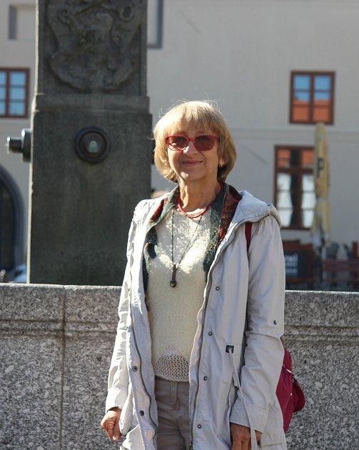 Růženka Vinciková.