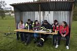 Mladí hasiči se sjeli do Zbytin.
